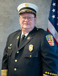 Michael G. Hitzemann - Fire Chief